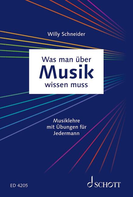 Was man über Musik wissen muss als Buch