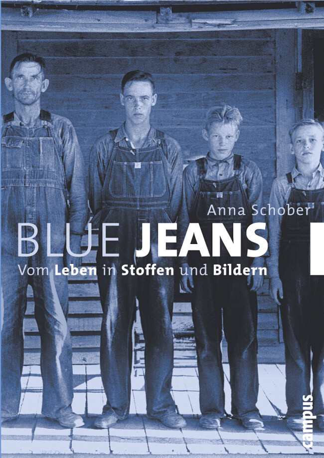 Blue Jeans als Buch
