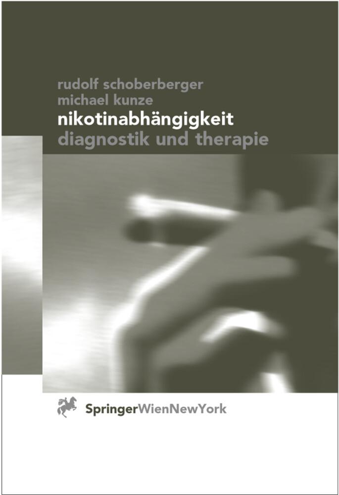 Nikotinabhängigkeit als Buch