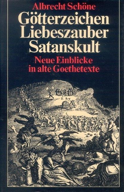 Götterzeichen, Liebeszauber, Satanskult als Buch