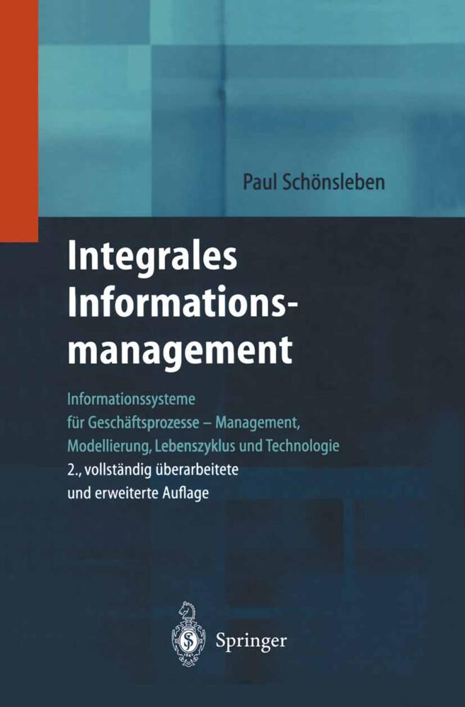 Integrales Informationsmanagement als Buch