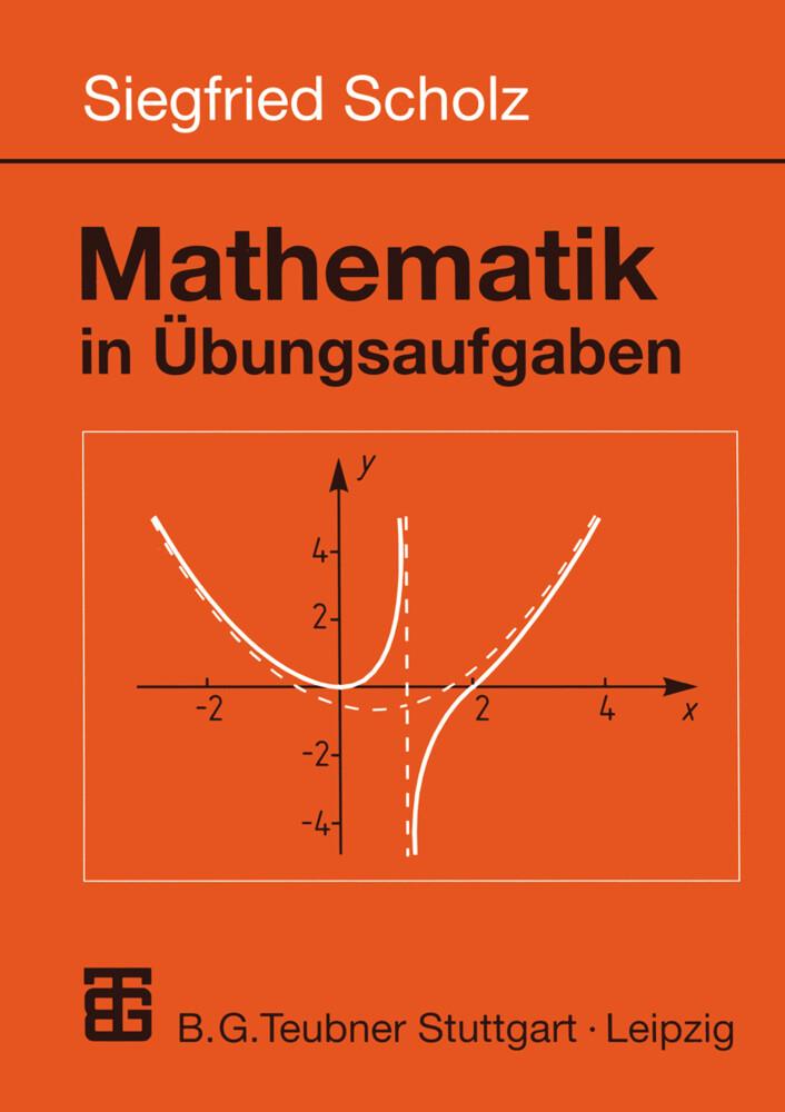 Mathematik in Übungsaufgaben als Buch