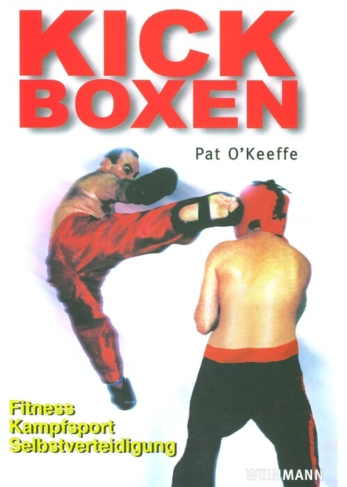 Kick-Boxen als Buch