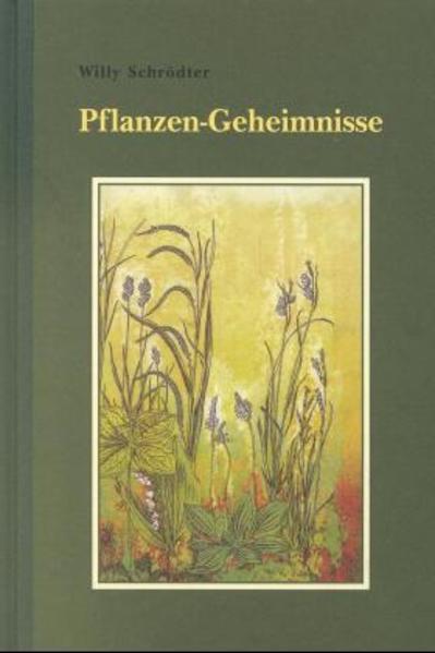 Pflanzengeheimnisse als Buch