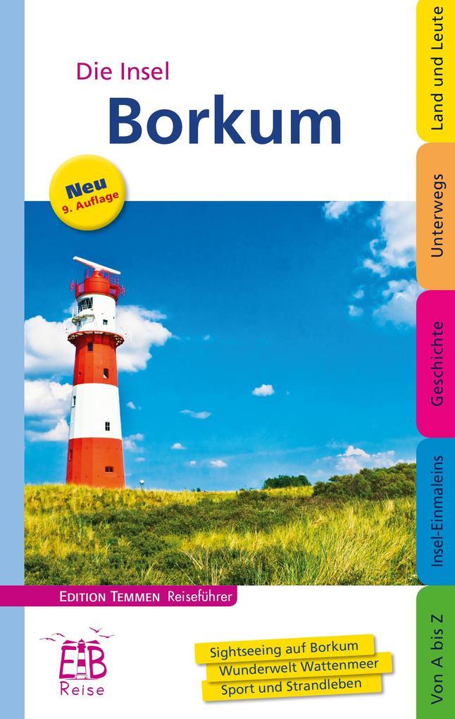 Die Insel Borkum als Buch