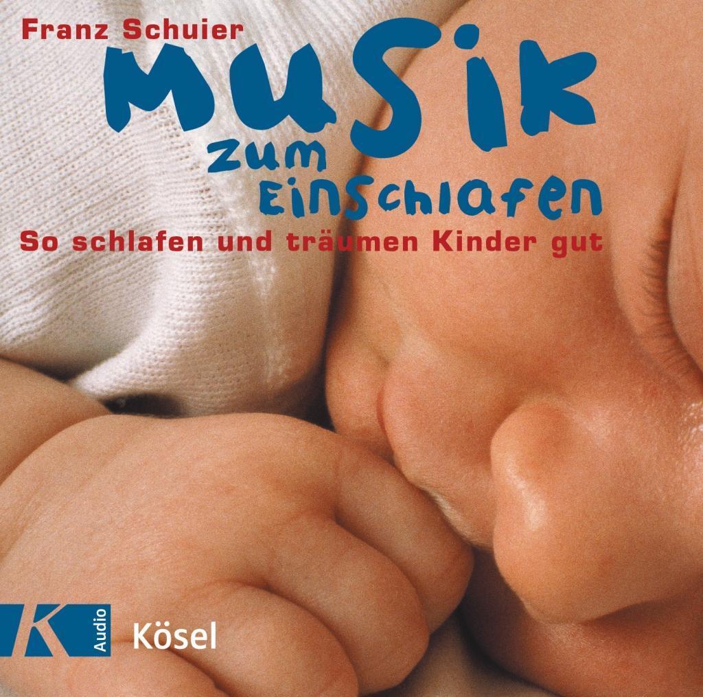 Musik zum Einschlafen. CD als Hörbuch