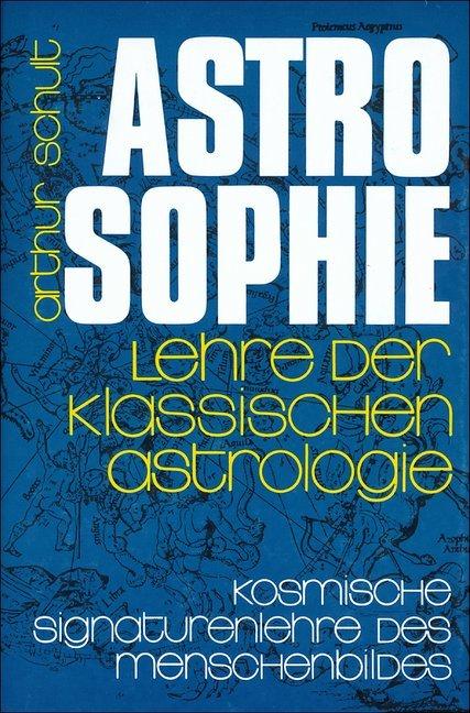 Astrosophie als Buch