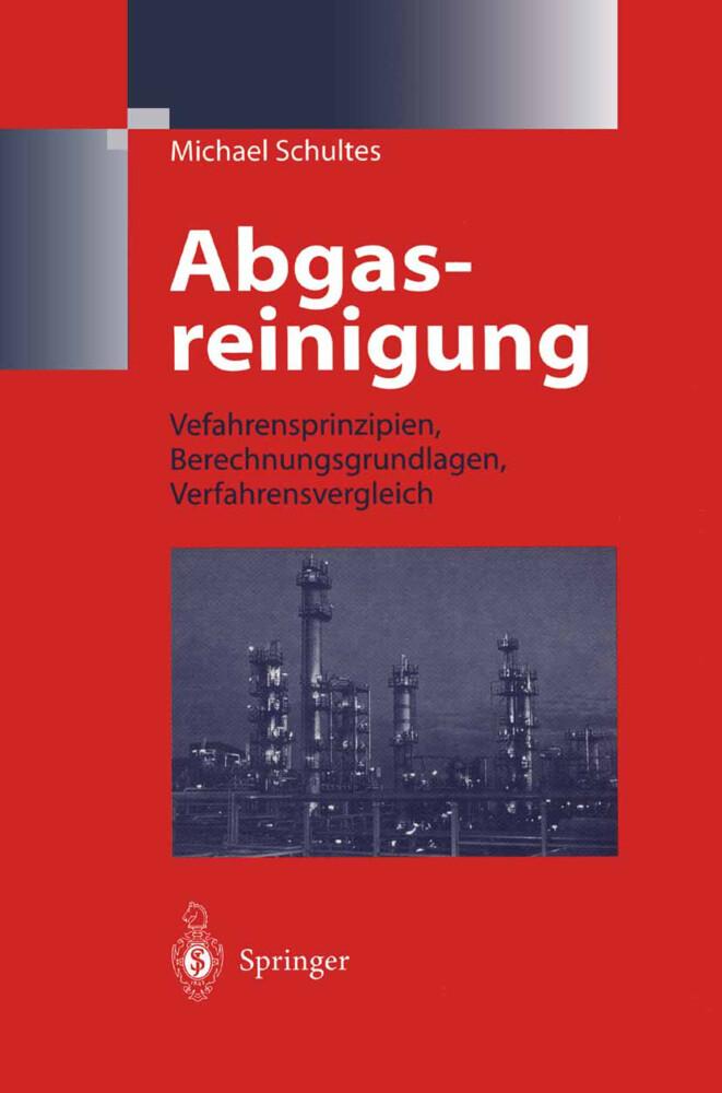 Abgasreinigung als Buch von Michael Schultes