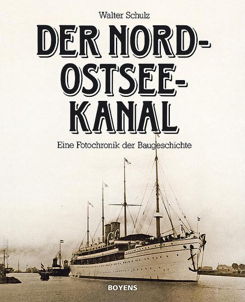 Der Nord-Ostsee-Kanal als Buch