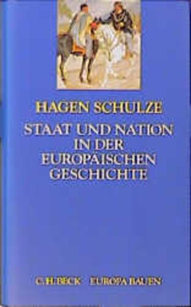 Staat und Nation in der europäischen Geschichte als Buch
