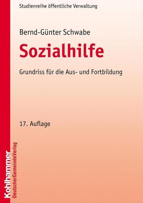 Sozialhilfe als Buch