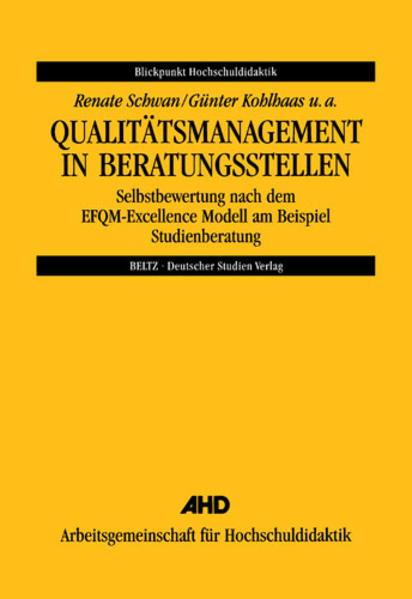 Qualitätsmanagement in Beratungsstellen als Buch