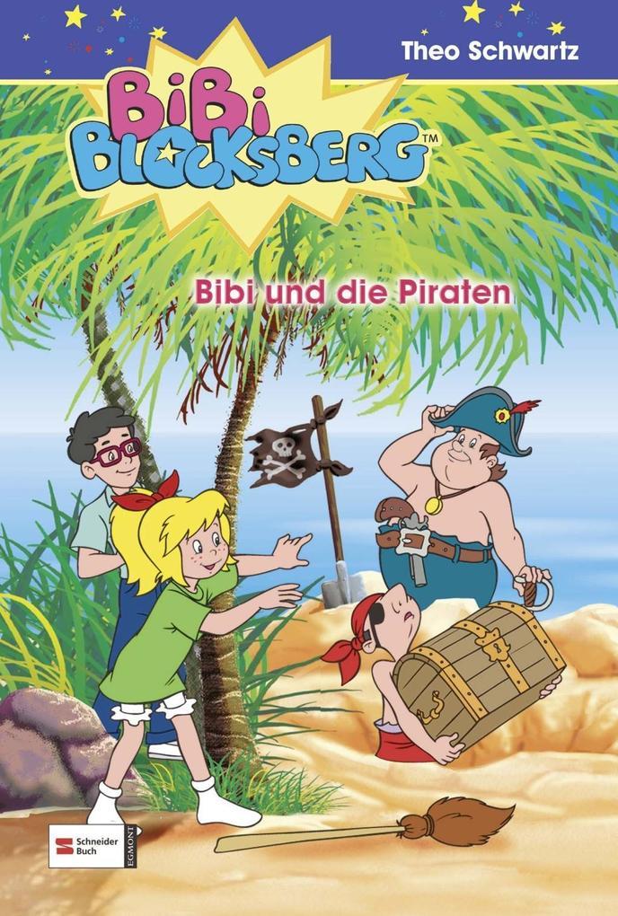 Schwartz,T: Bibi Blocksberg 14. Piraten als Buch
