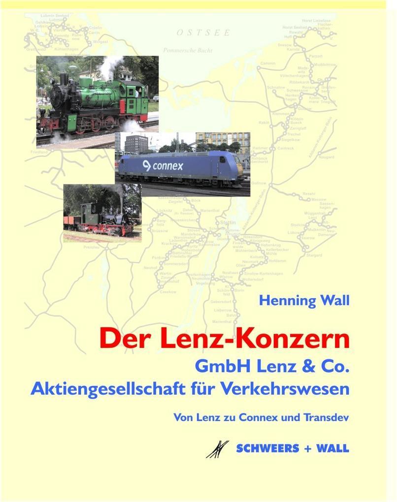 Der Lenz-Konzern als Buch