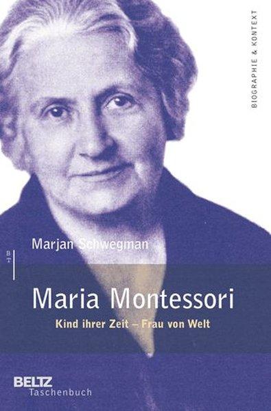 Maria Montessori 1870-1952 als Buch