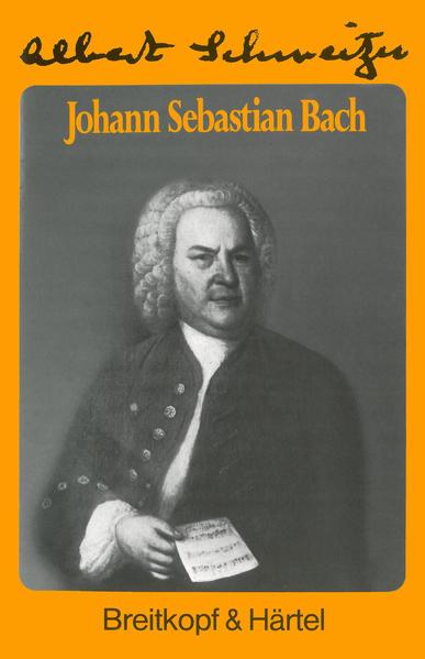 Johann Sebastian Bach als Buch