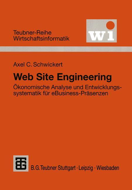 Web Site Engineering als Buch