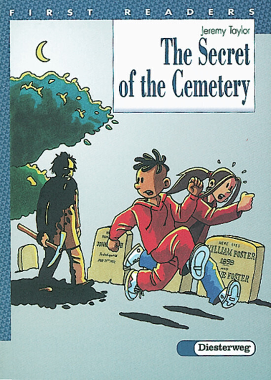 The Secret of the Cemetery als Buch