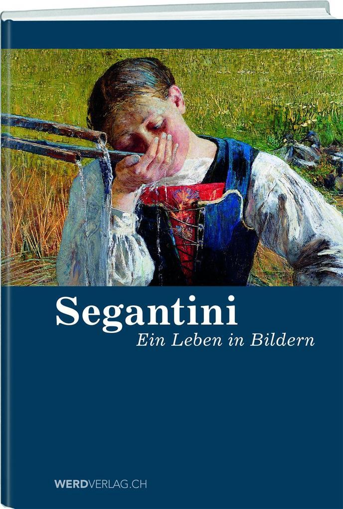 Segantini als Buch