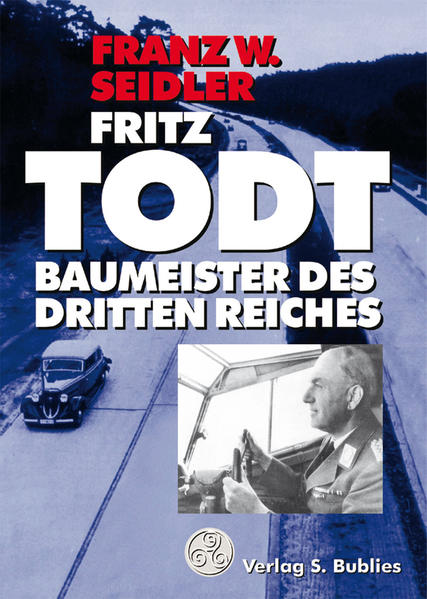 Fritz Todt als Buch