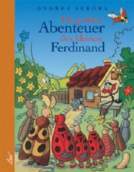 Die großen Abenteuer des kleinen Ferdinand als Buch