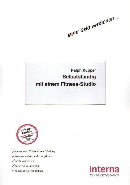 Selbstständig mit einem Fitness-Studio als Buch