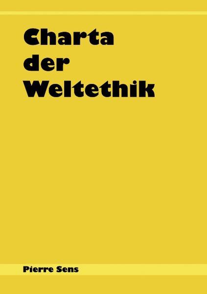 Charta der Weltethik als Buch