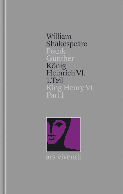 König Heinrich VI. 1 als Buch