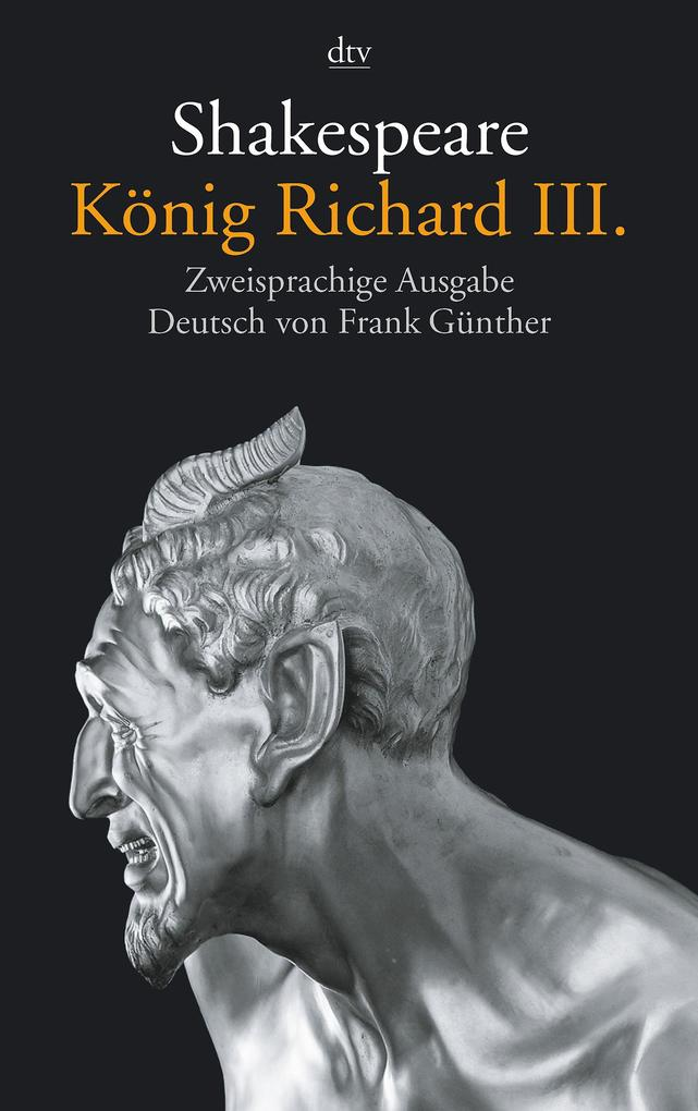 König Richard III. King Richard III als Taschenbuch