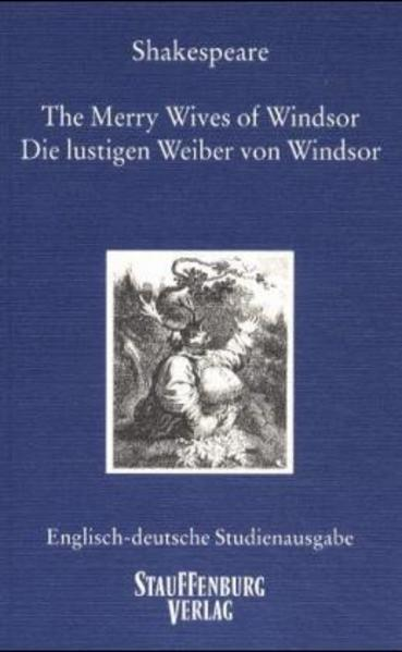 Die lustigen Weiber von Windsor / The Merry Wives of Windsor als Buch