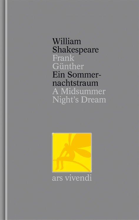 Ein Sommernachtstraum als Buch
