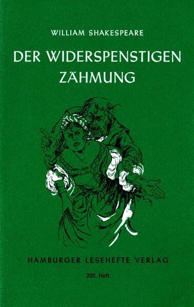 Der Widerspenstigen Zähmung als Buch