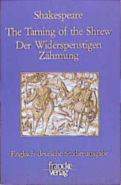 Der Widerspenstigen Zähmung / The Taming of the Shrew als Buch