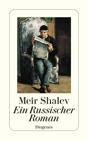 Ein Russischer Roman als Taschenbuch