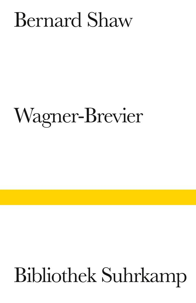 Ein Wagner-Brevier als Buch