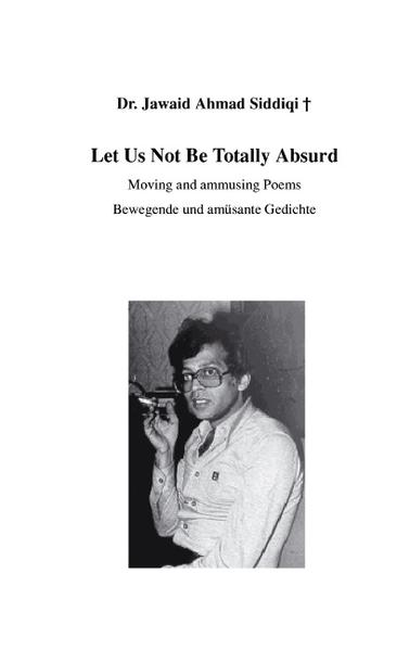 Let us not be totally absurd als Buch