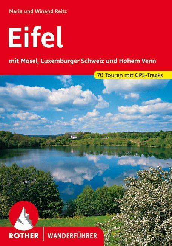 Eifel als Buch