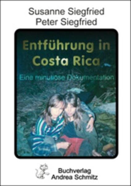 Entführung in Costa Rica als Buch