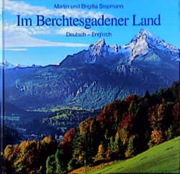 Im Berchtesgadener Land als Buch