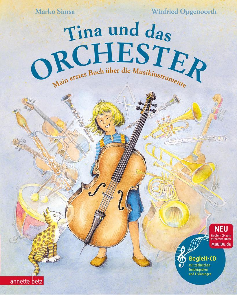Tina und das Orchester als Buch