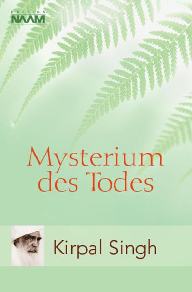 Mysterium des Todes als Buch
