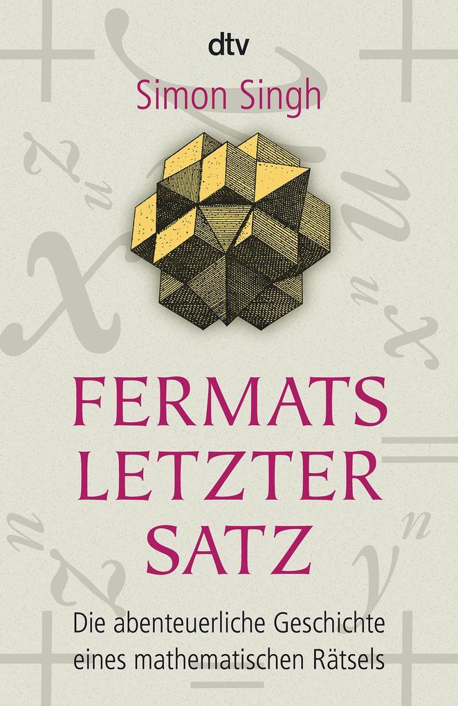 Fermats letzter Satz als Taschenbuch
