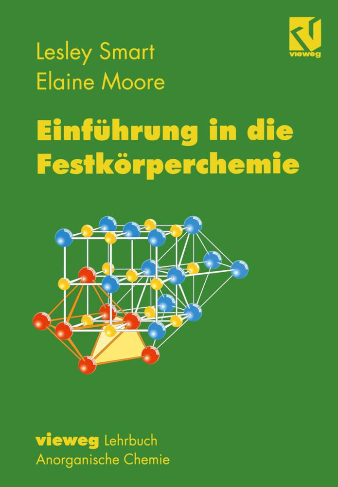 Einführung in die Festkörperchemie als Buch
