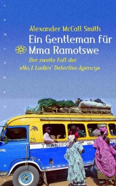 Ein Gentleman für Mma Ramotswe als Buch