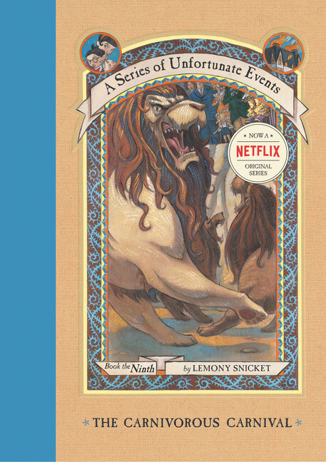 The Carnivorous Carnival als Buch (gebunden)