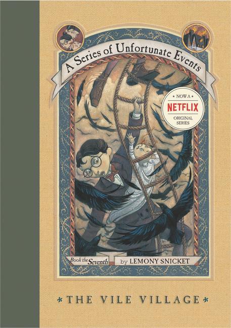 A Series of Unfortunate Events #7: The Vile Village als Buch