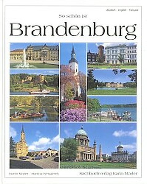 So schön ist Brandenburg als Buch