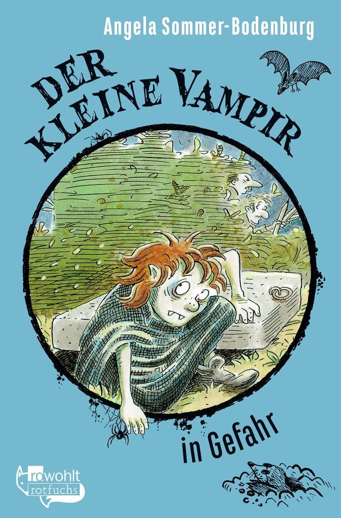 Der kleine Vampir in Gefahr als Taschenbuch