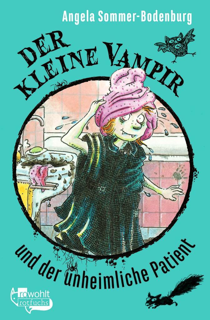 Der kleine Vampir und der unheimliche Patient als Taschenbuch