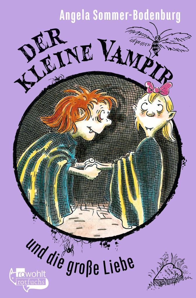 Der kleine Vampir und die große Liebe als Taschenbuch
